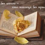 Пословицы про книги и чтение