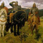 Пословицы о былинах и про богатырей