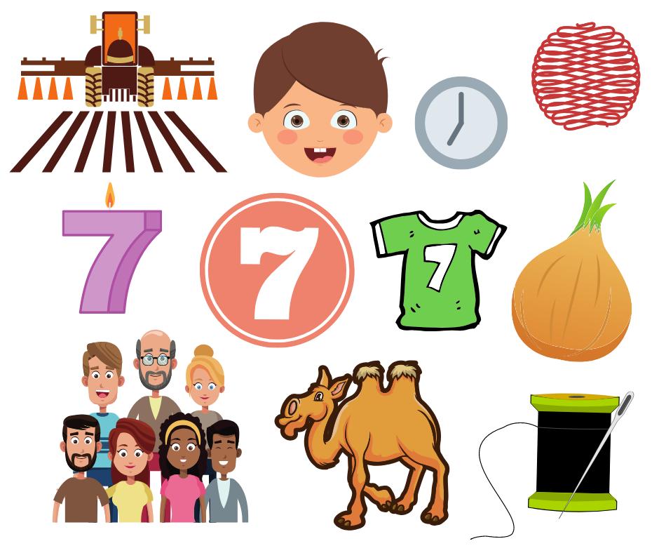 Загадки для детей с цифрами (ответы даны)